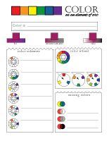 color unit worksheet