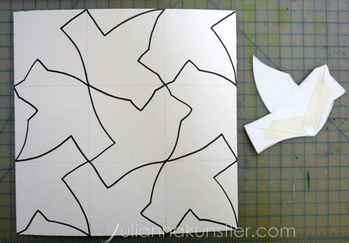 bird tessellation