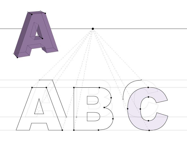 Art1_1pt_name on Perspective Art Lesson Worksheet