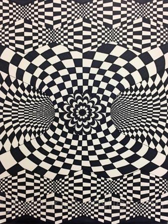 Art Optical Illusions Lesson