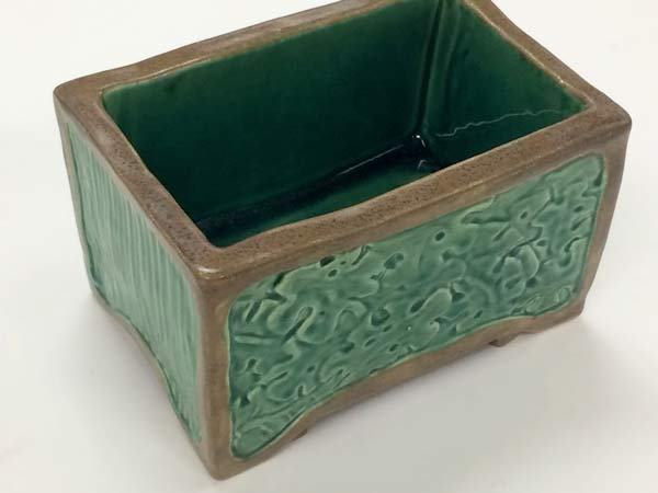 Slab Pottery Box