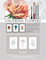 coloring art prints