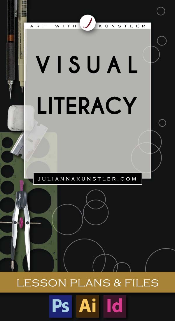 Visual Literacy. Lesson plans, work files, presentations.